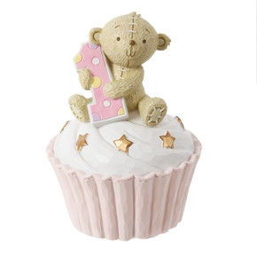 1ST BIRTHDAY MONEY BOX GIRL