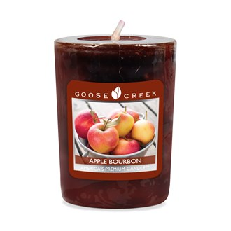 GOOSE CREEK APPLE BOURBON VOTIVE
