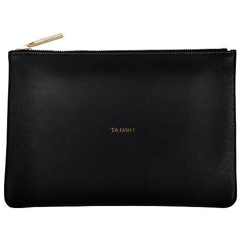 KATIE LOXTON PERFECT POUCH BLACK (TA DAH)