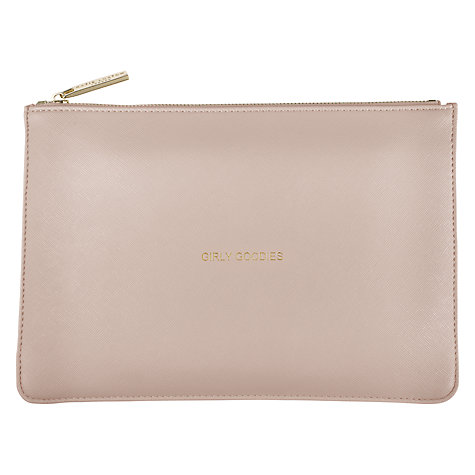 KATIE LOXTON PERFECT POUCH GIRLIE GOODIES (NUDE)