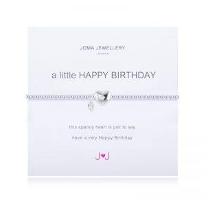 JOMA  A LITTLE HAPPY BIRTHDAY BRACELET