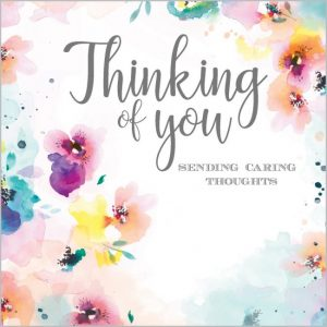 THINKING OF YOU+JUST TO SAY+BLANK CARDS