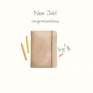 NEW JOB+LEAVING+GOOD LUCK+RETIREMENT