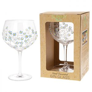 GIN + COCKTAIL GLASSES