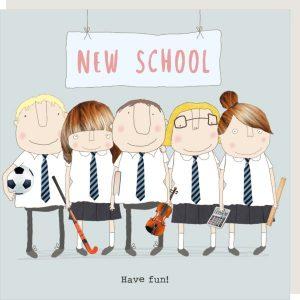 OFF TO UNI+GRADUATION+NEW SCHOOL