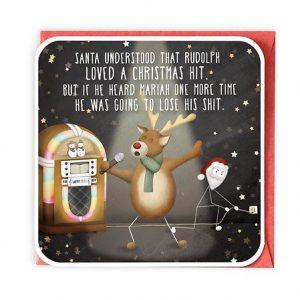 CHRISTMAS CARDS+GIFT BAGS
