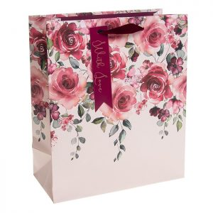 GIFT BAGS + WRAPPING PAPER